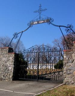 Villa Walsh Convent Cemetery