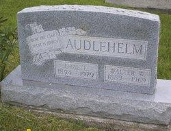 Walter W Audlehelm