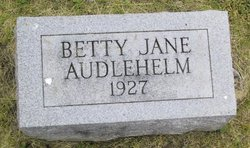 Betty Jane Audlehelm