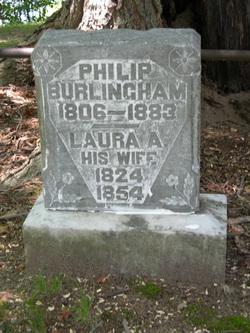 Laura Ann <I>Phelps</I> Burlingham