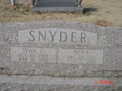 Nola Snyder