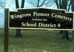 Wingrove Pioneer Cemetery