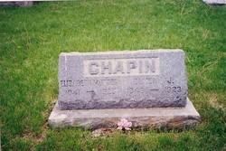 Hannah Elizabeth <I>McIntosh</I> Chapin