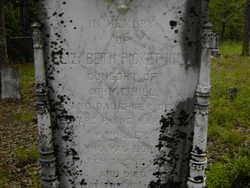 Elizabeth Pickett <I>Mobley</I> Hill