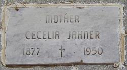 Cecelia <I>Greff</I> Jahner