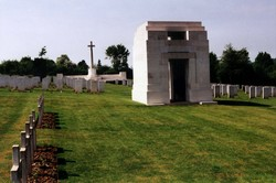 Glageon Communal Cemetery Extension