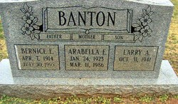 Arabella E Banton