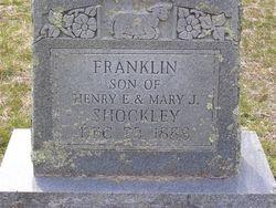 Franklin M Shockley