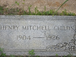 Henry Mitchell Childs