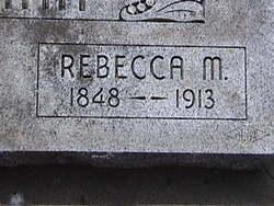Rebecca Mariah <I>Hope</I> Baughman