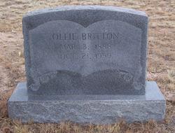 Ollie Britton