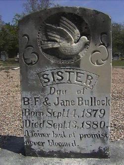 'Sister' Bullock