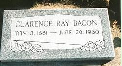 Clarence Ray Bacon