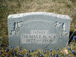 Thomas Everett Black
