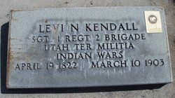 Levi Newell Kendall
