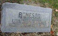Etta B Acheson