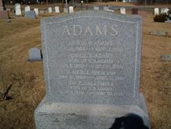 Ida E. <I>Dalrymple</I> Adams