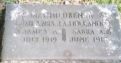 James A Holland