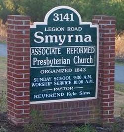 Smyrna ARP Church Cemetery