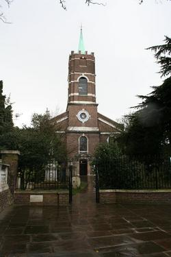 St John-at-Hampstead Churchyard