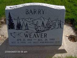 Barry Tab Weaver