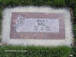 Ellen Irene Ball