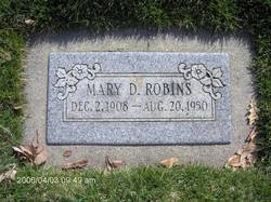 Mary Day Robins