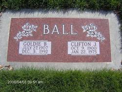 Clifton James Ball