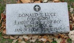 Donald E Luce