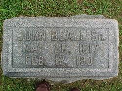 John Beall, Sr