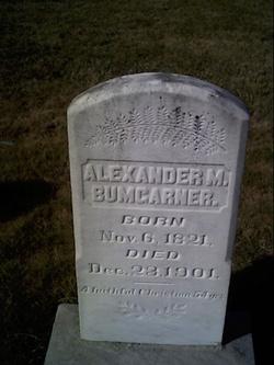 Alexander M. Bumgarner