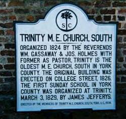 Trinity Methodist Church Burial Ground