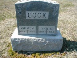 Mary Elizabeth <I>Boyer</I> Cook