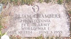 William S. Chambers