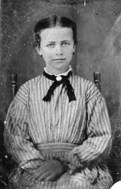 "Mary Catherine ""Mollie"" <I>Kinnison</I> Mansker"