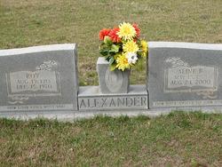 Aline <I>Boyd</I> Alexander