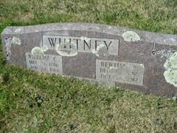 William C Whitney