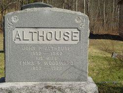 Emma R. <I>Woodward</I> Althouse