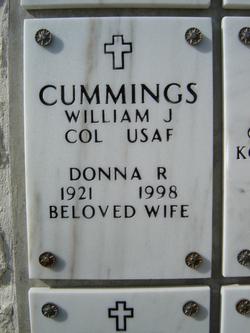 Donna R Cummings