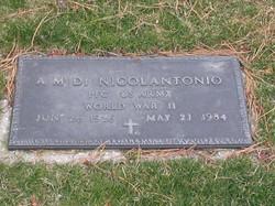 Augustus M Di Nicolantonio