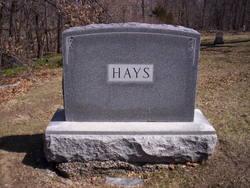 Cyrus W Hays