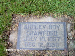 Audley Roy Crawford