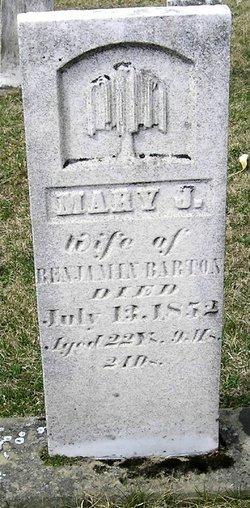 Mary J. Barton