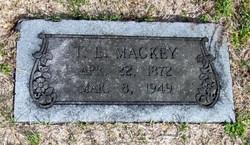 T. E. Mackey