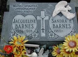 Sandra F Barnes