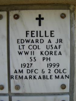 Edward Albert Feille, Jr