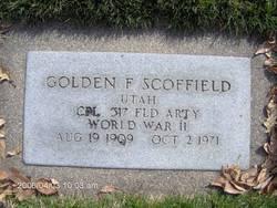 Golden Flint Scoffield