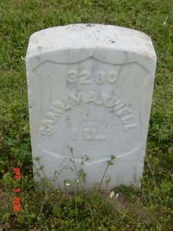 Samuel Maxwell