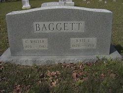 C Walter Baggett