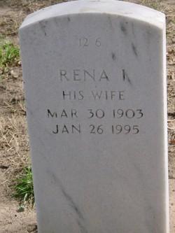 Rena <I>Irving</I> Derrick